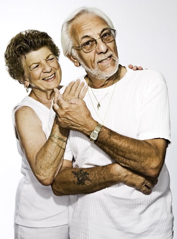 Lebensversicherung Paar