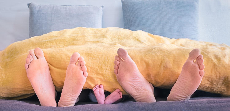 Sanitas Family feet